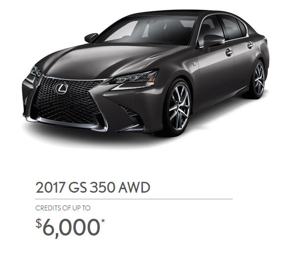 Lexus Gs Lease: Best Lexus Deals Brampton