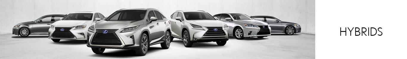 Lexus-Hybrid