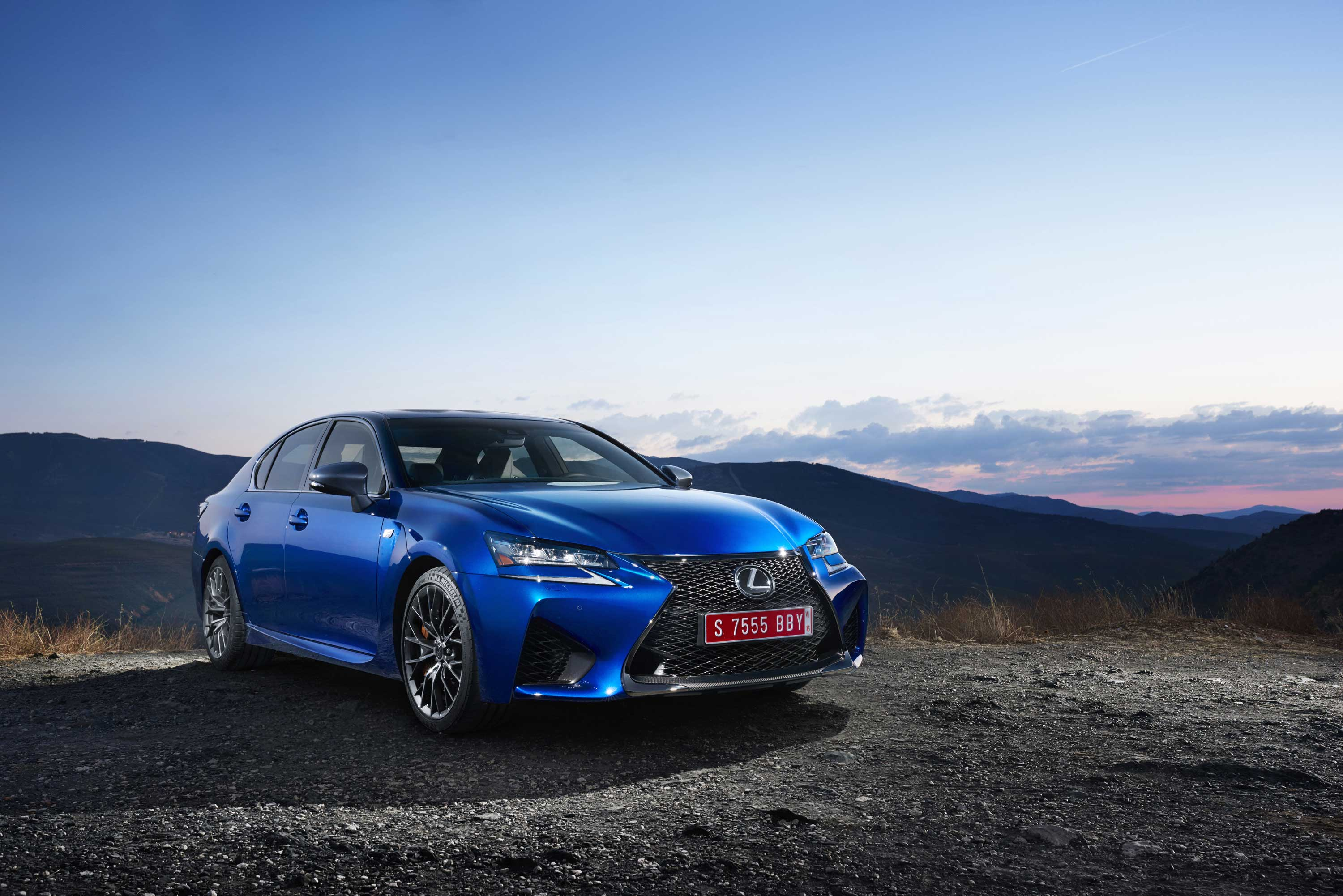 The 2016 Lexus GS F at Northwest Lexus