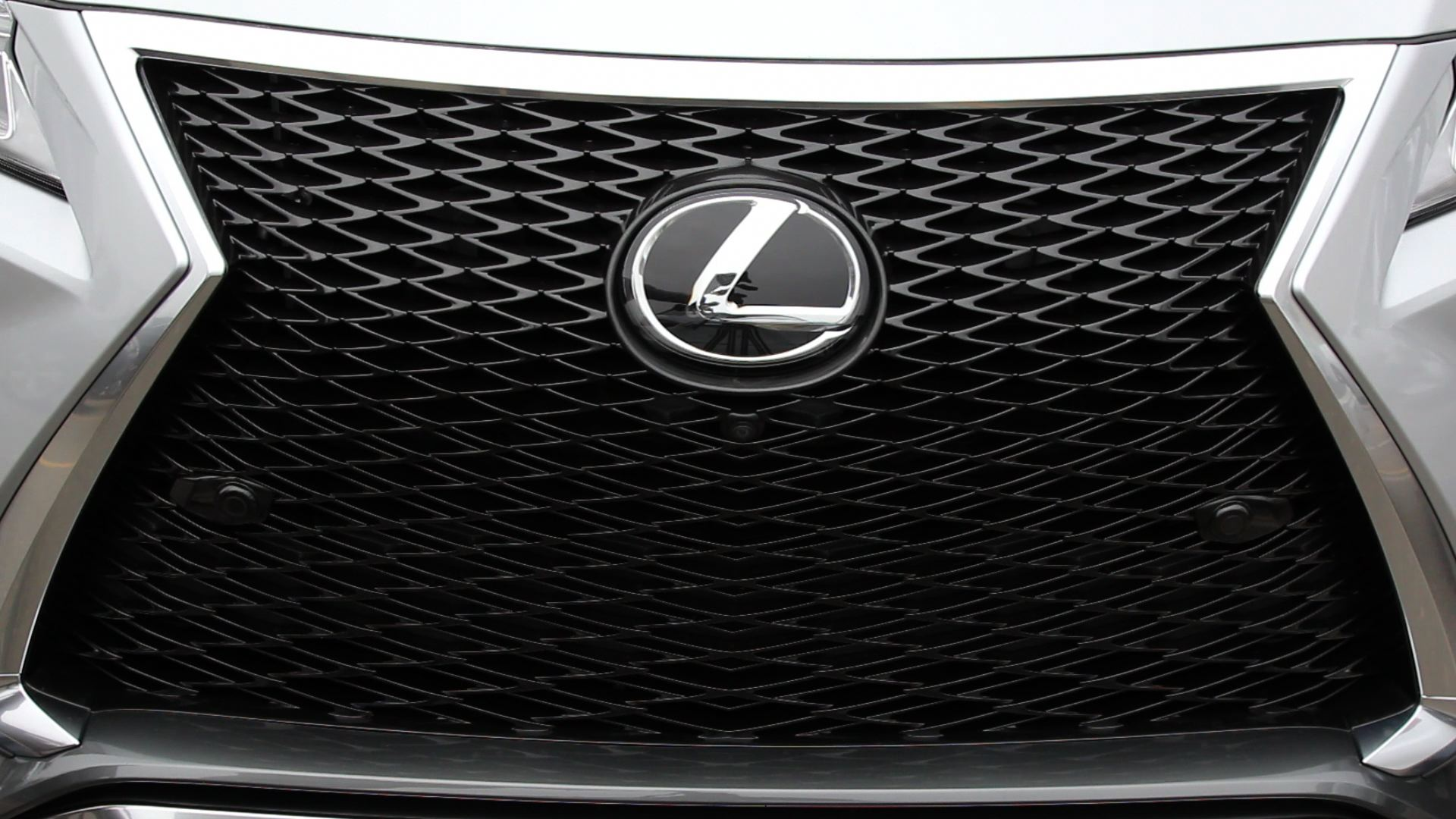 2106 Lexus RX spindle grill