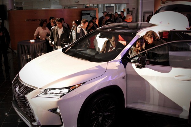 Lexus made in what country