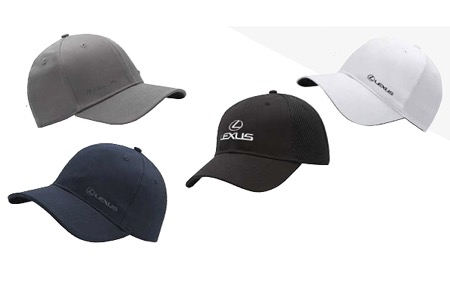 Lexus Nike Dri-Fit Caps