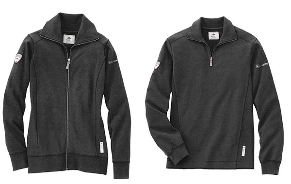 Lexus Roots 1/4 Zip Sweaters