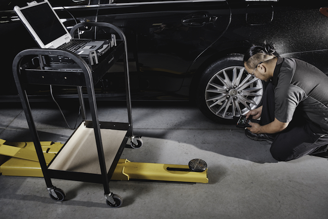 Lexus Alignment