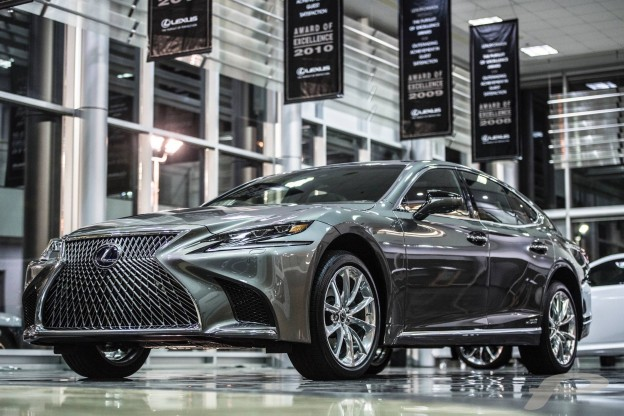 2018 Lexus LS 500: the Prodigal Son Returns | Northwest Lexus