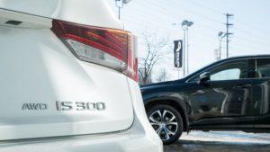 Lexus Demo Vehicle