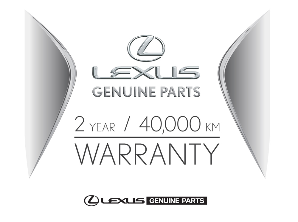 Genuine Parts Warranty