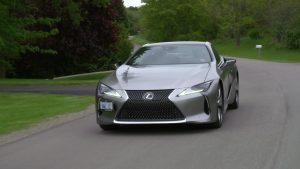 Lexus Model Letters