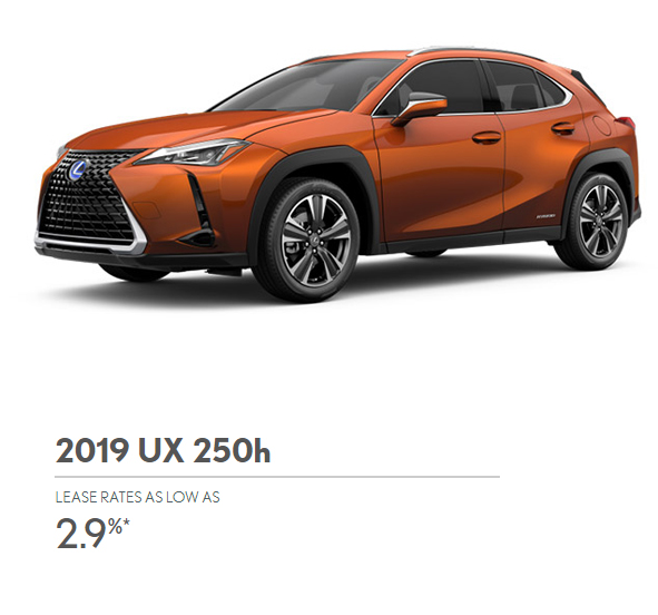 Best Lexus Deals Brampton