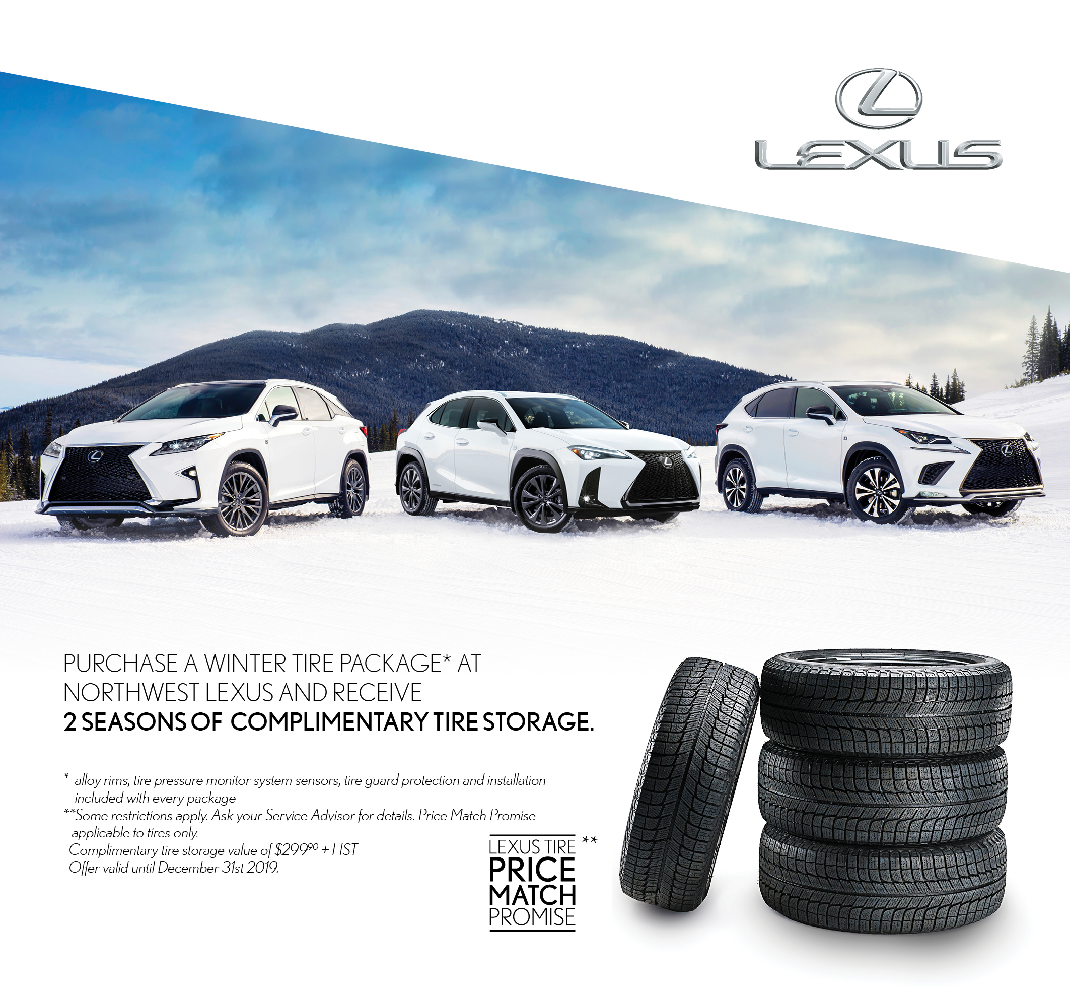 Winter Tire Promotion