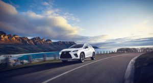 Where is the Lexus RX made