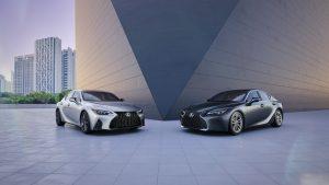 2021 Lexus IS Family