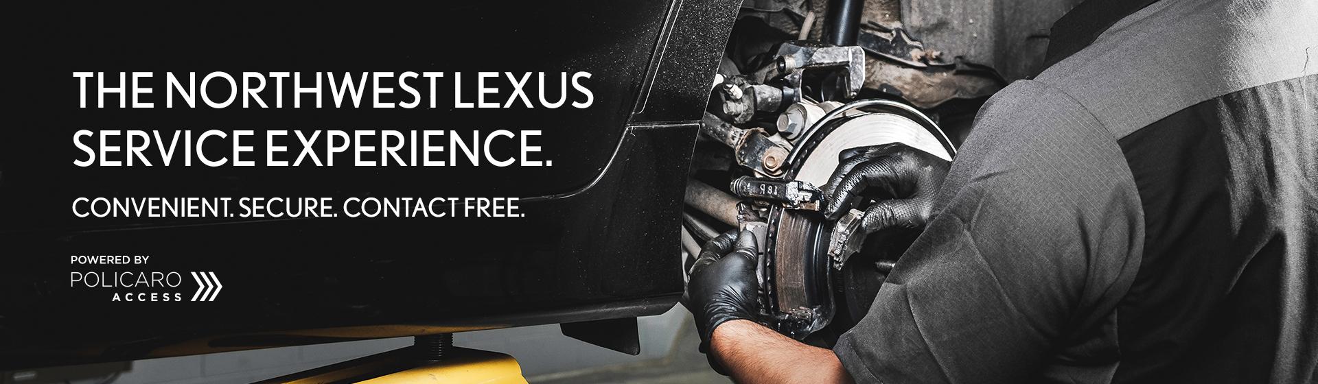 Northwest Lexus Service Experience