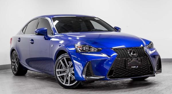 Lexus Certified Pre-Owned Models