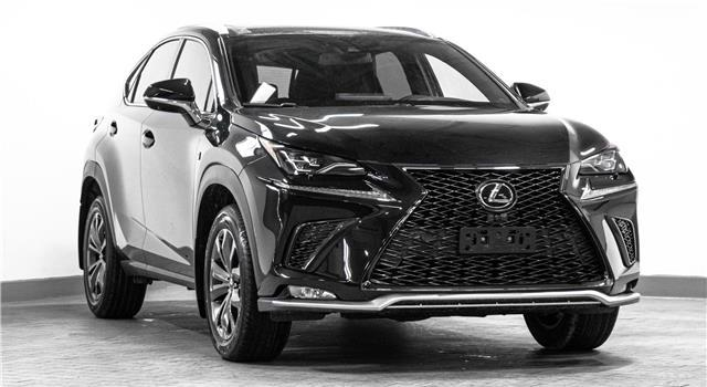 2021 Lexus NX 300 Demo